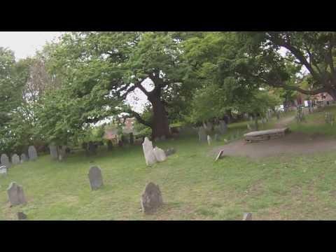 SALEM  WITCH TRIALS MEMORIAL  BURIAL GROUNDS!