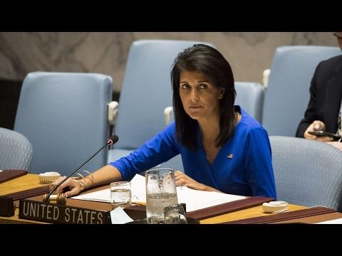 U.S. criticizes UN