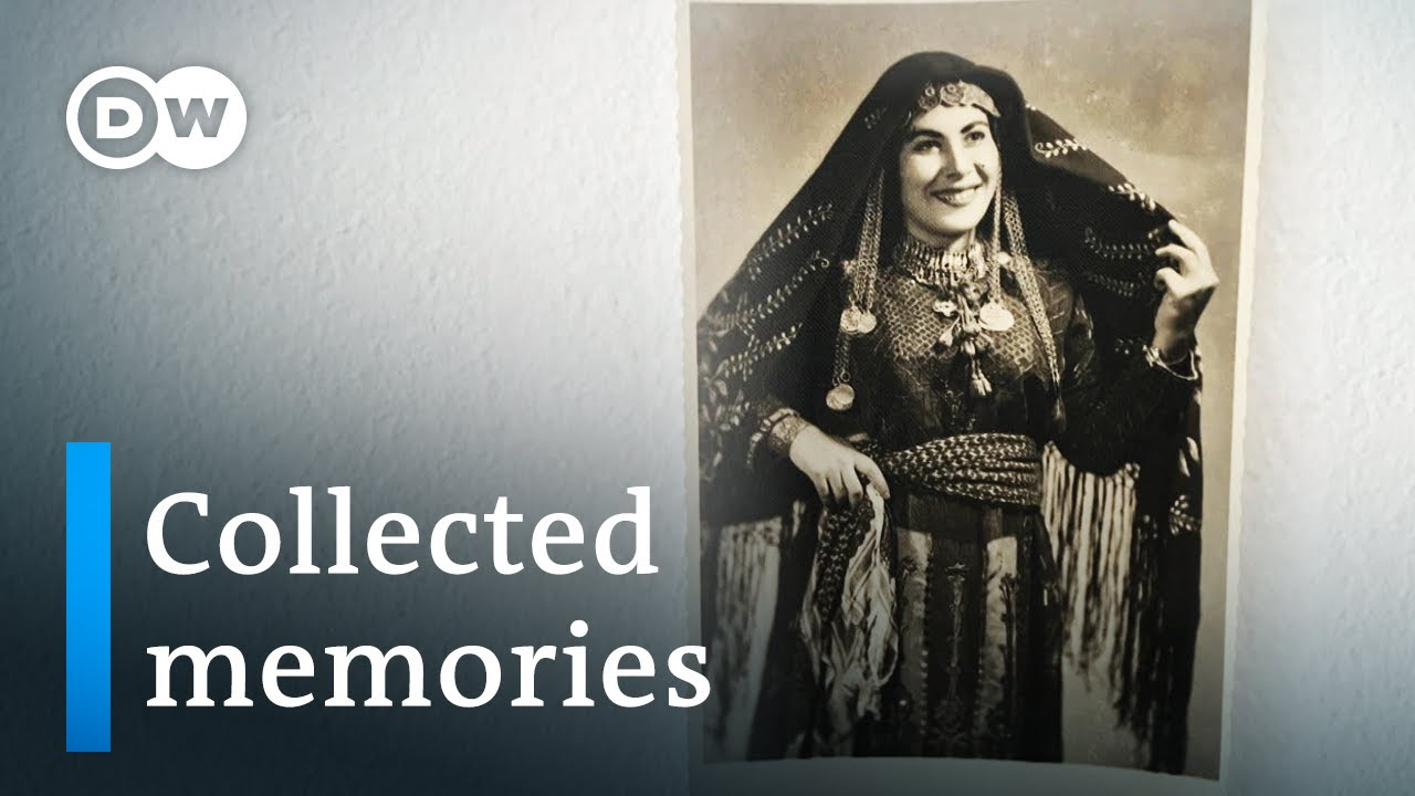 Preserving Gaza's photographic history | DW Documentary