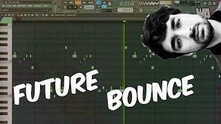 FREE Future Bounce Heldeep Style FLP   FL Studio Template 42