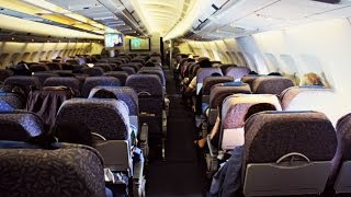 Philippine Airlines A340-300 Flight Review: PR501 Manila to Singapore