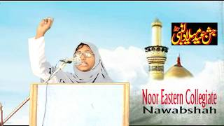 speech on Hazrat Muhammad PBUH in urdu