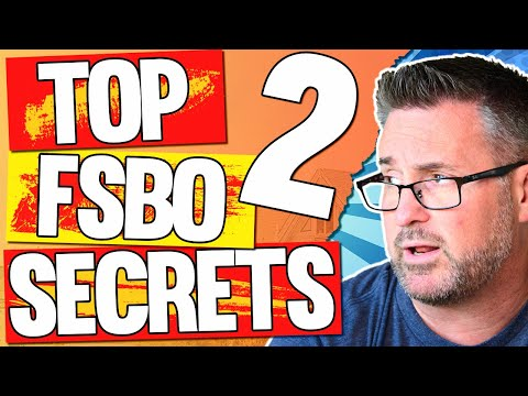 Generating Leads How To Find Motivated Sellers – Top 2 FSBO Secrets