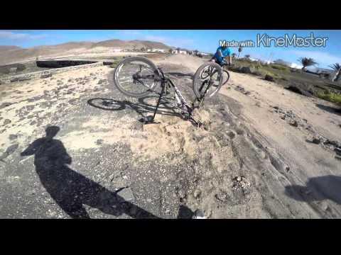 Volcano Bike La Graciosa 2015