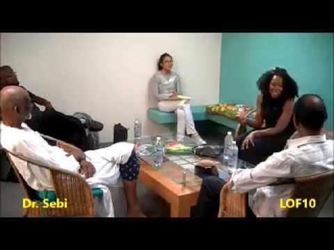 Dr. Sebi cures famous film writer Zadia Ife of MS and helps her to walk again.