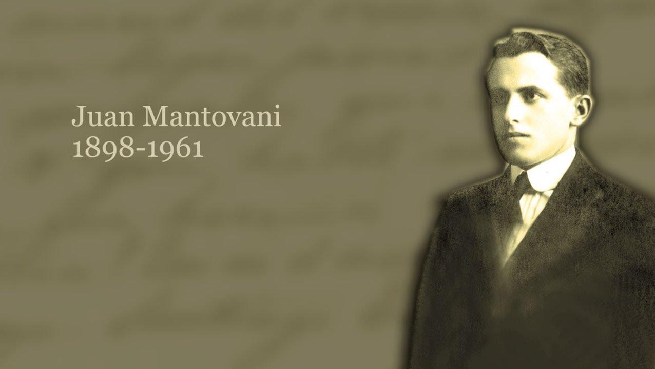 Resultado de imagen para juan mantovani