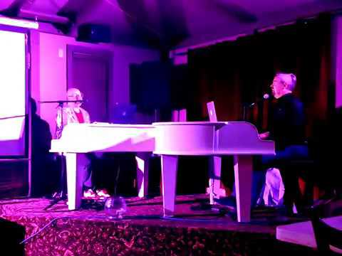 Thirsty Scholar - Dueling Pianos - Barbie Girl - July 2018