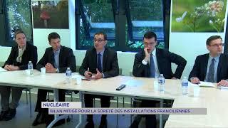 Nucléaire : bilan mitigé dans les installations francilliennes