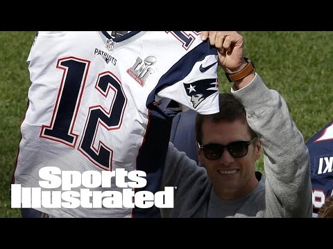How Tom Brady's Super Bowl Jersey Was Stolen & Found: A Breakdown | SI NOW | Sports Illustrated