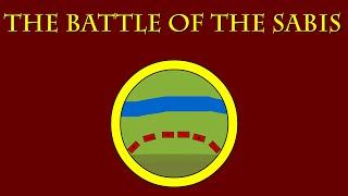 The Battle of the Sabis (57 B.C.E.)