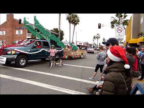 Pacific Beach Christmas Parade