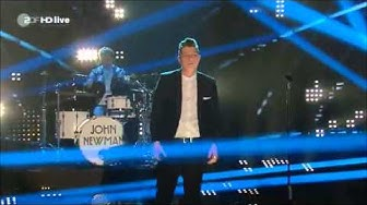 JOHN NEWMAN  Made for the fans.