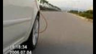 Geely (chinese automobile) King Kong Tire Test