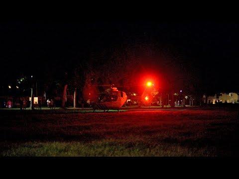 LifeLiner PH-HVB in Heerde (traumahelikopter)