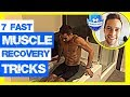 7 muscle soreness recovery tricks how to get rid of sore legs pains aches after workout or game mp3