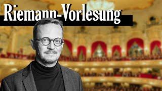 Axel Körner: Oper als transnationale Erfahrung | 24. Riemann-Vorlesung