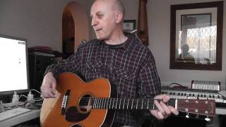 Wooden Heart Guitar Lesson Part One