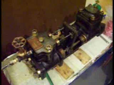 Worthington Simpson 1952 in steam