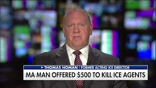 'ICE Will Not Be Bullied': Homan Responds to Death Threat Against Agents