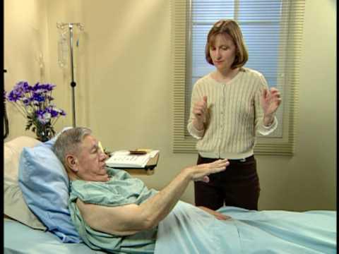 NIH Stroke Scale Training - Part 4 - Demo Patient B