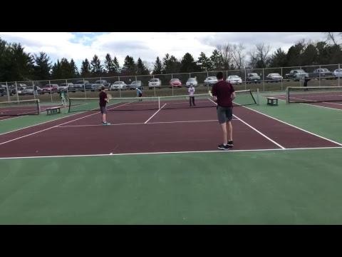Anoka High School Tennis vs Blaine