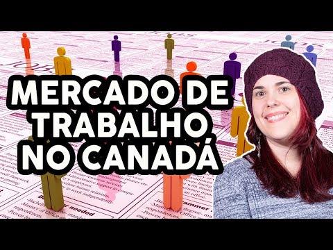COMO É O MERCADO DE TRABALHO PARA VOCÊ NO CANADÁ ft Ana Paula Paltian/De Boa no Mundo