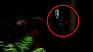 Ghost Prank On Me... raat ke 12 bje *SCARY*