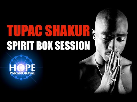 Six Sessions- Tupac's Spirit, The Wonder Box and Crossing Over Souls