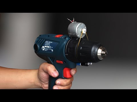 Awesome life hacks for drill machine