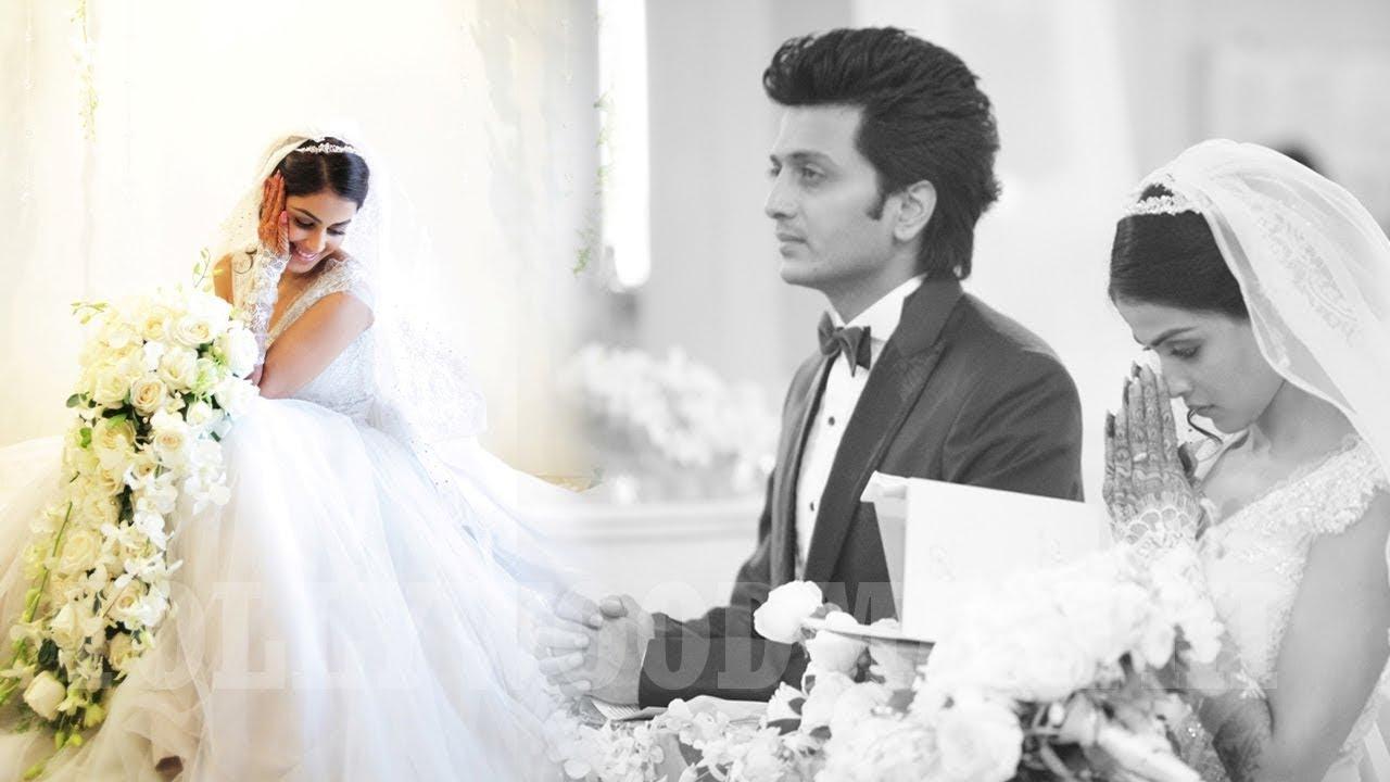 ritesh deshmukh and genelia dsouza wedding ceremony