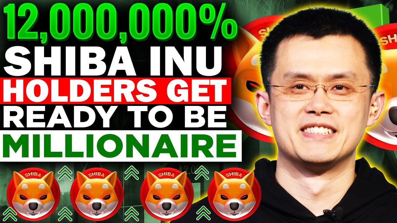 Why You Need 100,000,000 SHIBA INU (SHIB) Tokens! SHIBA INU STARTS ITS UNSTOPPABLE RALLY!