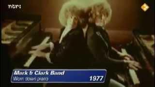 Mark & Clark Band   1977 Story Behind Worn Down Piano