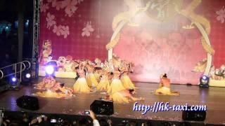 內蒙古興安盟民族歌舞團-市區元宵綵燈會-2012.02.06