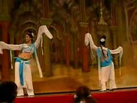 Tribal Fest 7 performance -Chinese Fusion...