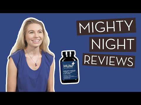 Mighty Night – User Reviews | HUM Nutrition}