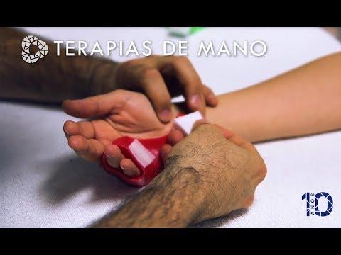 Ver en youtube el video Terapias de mano