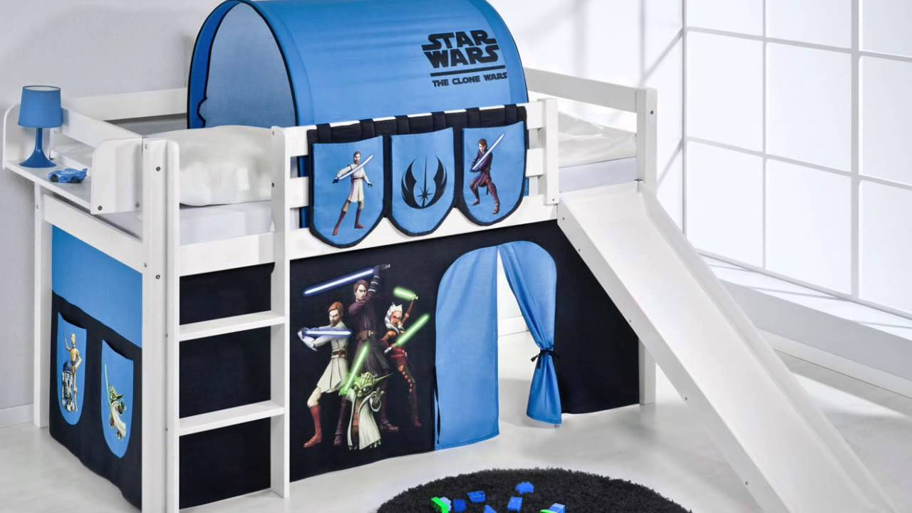 star wars kinderzimmer einrichtung qb35 hitoiro. Black Bedroom Furniture Sets. Home Design Ideas