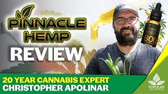Pinnacle Hemp Oil Review - [ PopTheCBD.com ]
