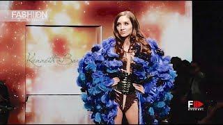 KENNETH BARLIS final exit Spring 2020 LAFW by AHF Los Angeles - Fashion Channel