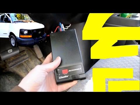 Trailer Brake Controller Install - GM Chevy GMC Express Van Savana