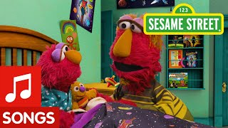 Sesame Street: Feel Better Song with Elmo and Louie | #CaringForEachOther