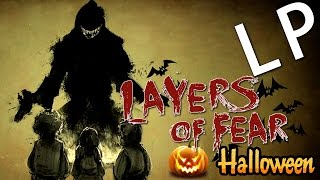 Layers Of Fear Halloween DLC《層層恐懼》萬聖節内容+謎底結局