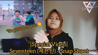 [SPECIAL VIDEO] SEVENTEEN(세븐틴) - Snap Shoot REACTION || HAPP…