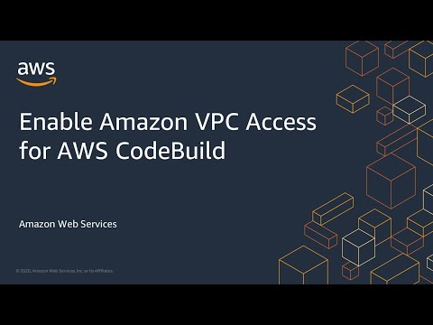 Enable Amazon VPC Access for AWS CodeBuild