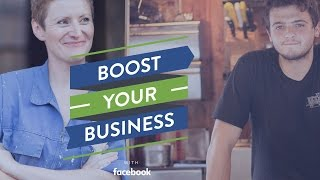 Facebook Boost Your Business כנס פייסבוק לעסקים 2016