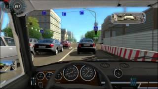 City car simulator. En voiture avec Bloudman (heureusement qu'il a pas le permis celui là ^^)