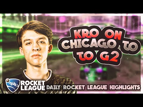 Daily Rocket League Plays: Kro on Chicago to G2 thumbnail
