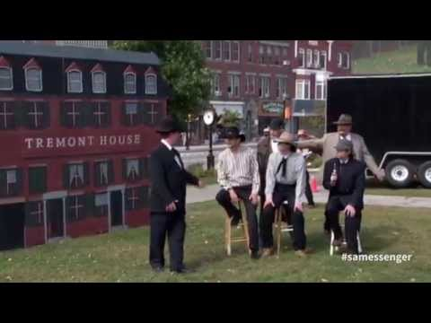 St. Albans Reenacts 'The Raid'