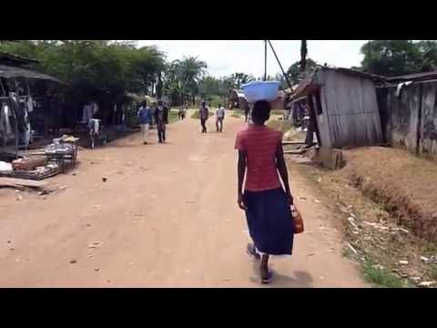 A Stroll Through Basankusu, DR Congo