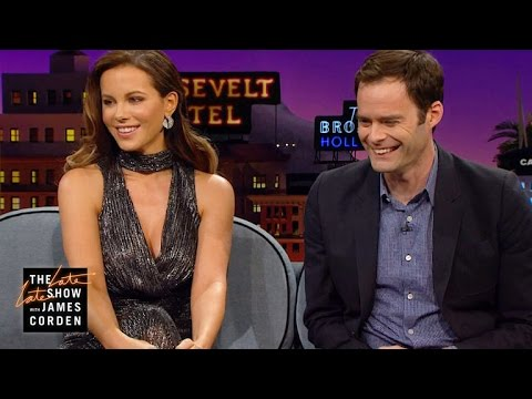 Kate Beckinsale's Chocolate Bar Prank
